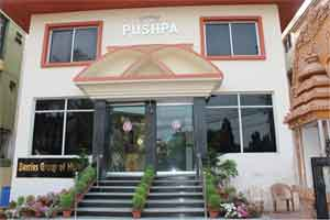 Hotel Pushpa in Puri